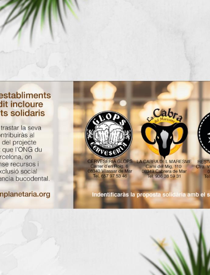 Acción culinaria : le geste solidaire qui te correspond