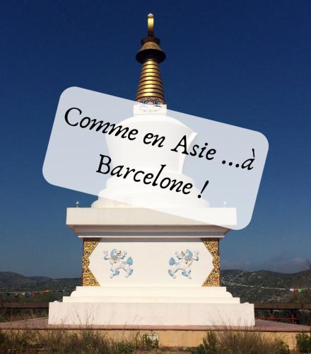 L'Asie à Barcelone !