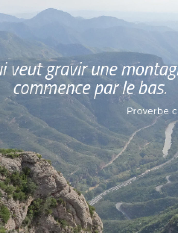 Escapade…à Montserrat