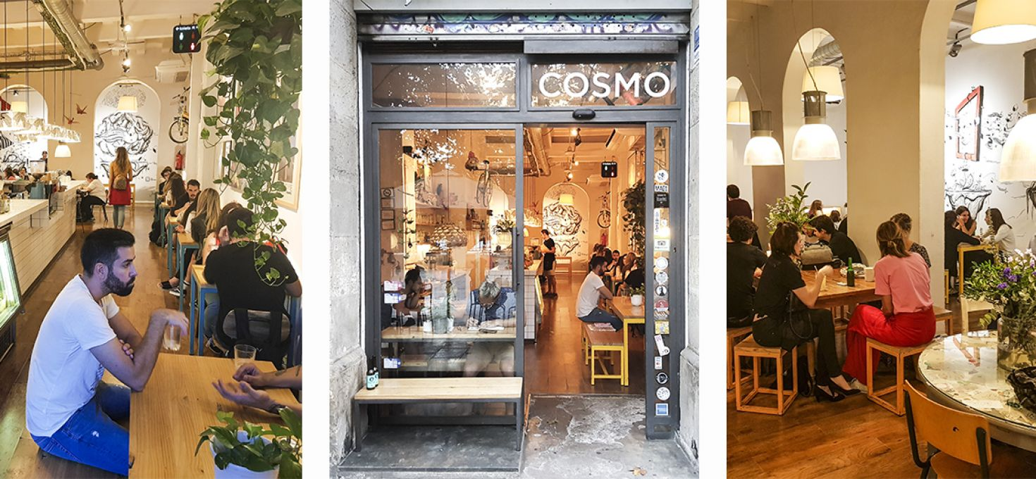 Sélection de petits cafés cachés dans Barcelone