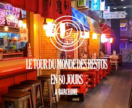 restaurants du monde à Barcelone