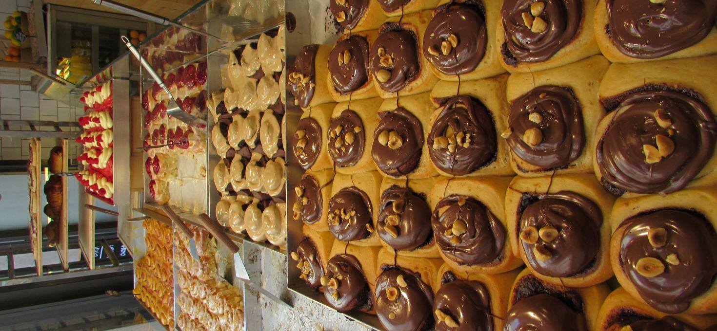 Les pâtisseries originales à Barcelone