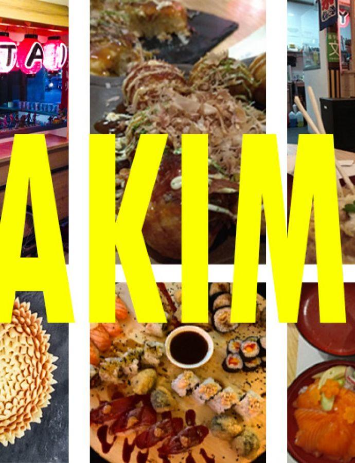 Sélection de restaurants japonais de Barcelone