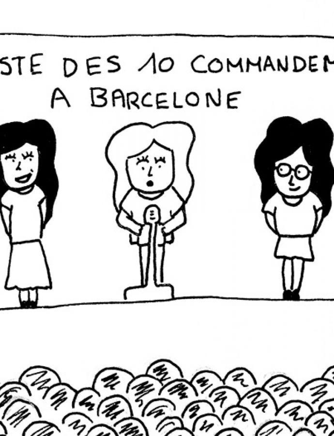 Comment (sur)vivre à Barcelone