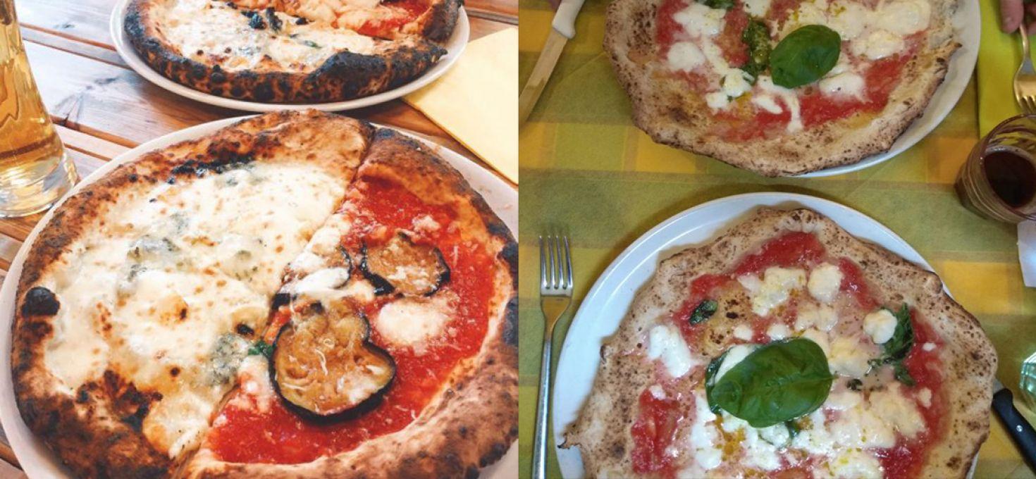 Les pizzerias de Barcelone
