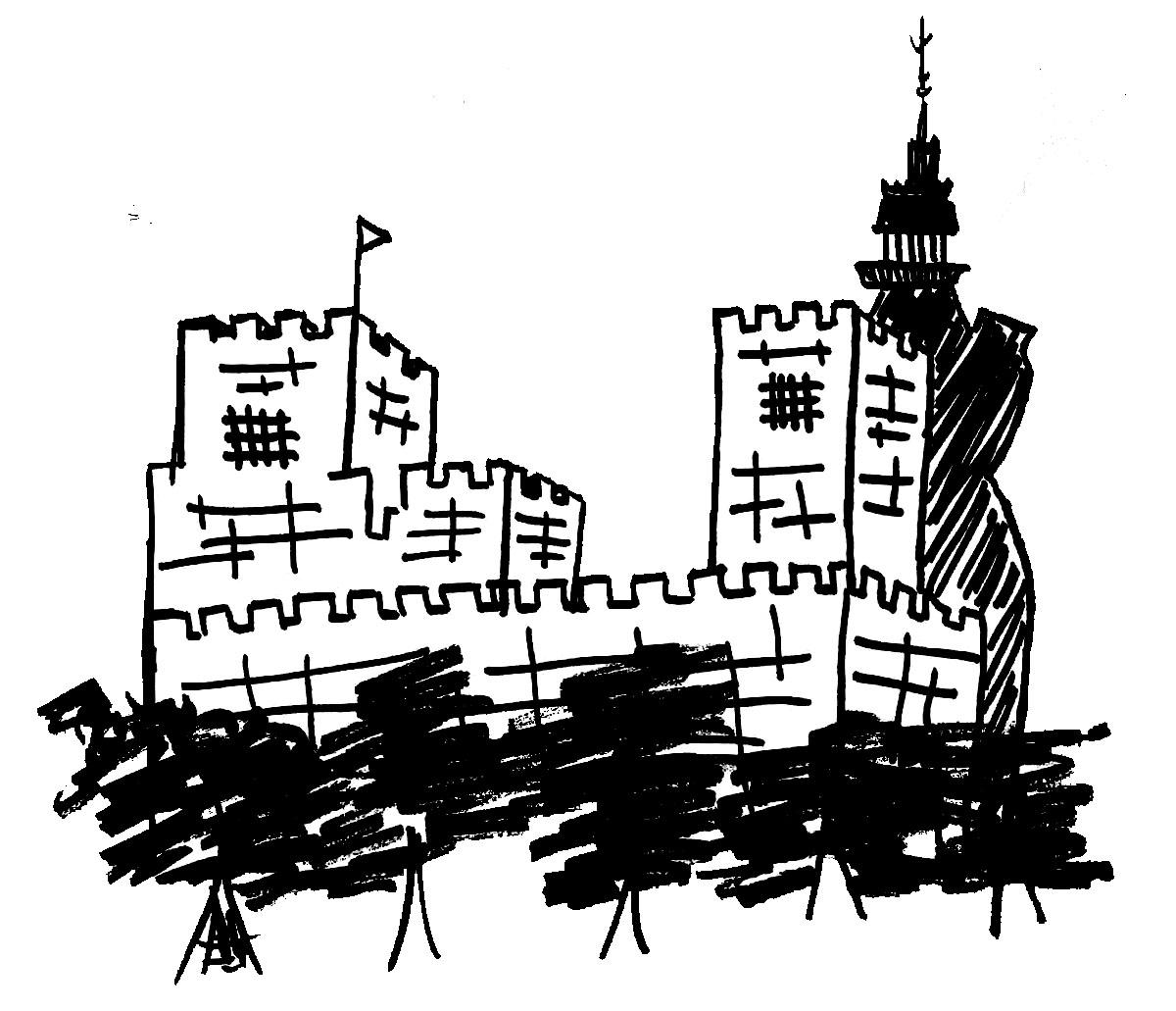 chateau de Montjuïc