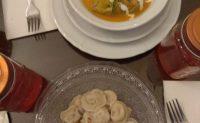Restaurant Russe plat principal