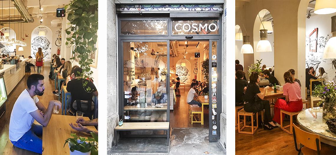 Cosmic - Barcelone - Claroquesi