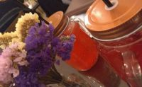 Restaurant Russe - boisson cranberry mors